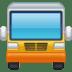 🚍 Oncoming Bus Emoji on Facebook Platform
