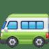 🚐 minibus Emoji on Facebook Platform