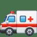🚑 Ambulance Emoji on Facebook Platform