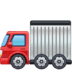 🚛 articulated lorry Emoji on Facebook Platform
