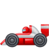 🏎️ racing car Emoji on Facebook Platform