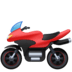 🏍️ motorcycle Emoji on Facebook Platform