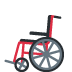 🦽 manual wheelchair Emoji on Facebook Platform