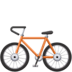 🚲 bicycle Emoji on Facebook Platform