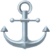 ⚓ anchor Emoji on Facebook Platform