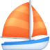 ⛵ Sailboat Emoji on Facebook Platform