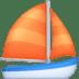 ⛵ sailboat Emoji on Facebook Platform