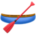 🛶 canoe Emoji on Facebook Platform