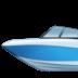 🚤 speedboat Emoji on Facebook Platform
