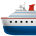 🛳️ passenger ship Emoji on Facebook Platform