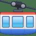 🚠 mountain cableway Emoji on Facebook Platform