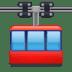 🚡 aerial tramway Emoji on Facebook Platform
