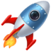 🚀 rocket Emoji on Facebook Platform