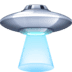 🛸 flying saucer Emoji on Facebook Platform