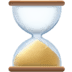 ⌛ hourglass done Emoji on Facebook Platform
