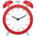 ⏰ alarm clock Emoji on Facebook Platform