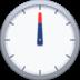 🕛 twelve o'clock Emoji on Facebook Platform