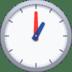 🕐 one o'clock Emoji on Facebook Platform