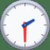 🕝 two-thirty Emoji on Facebook Platform