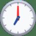 🕖 seven o'clock Emoji on Facebook Platform