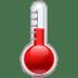 🌡️ thermometer Emoji on Facebook Platform