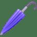 🌂 closed umbrella Emoji on Facebook Platform