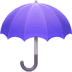 ☂️ umbrella Emoji on Facebook Platform