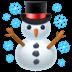 ☃️ snowman Emoji on Facebook Platform