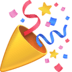 🎉 Party Popper Emoji sa Facebook Platform