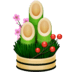 🎍 pine decoration Emoji on Facebook Platform