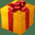 🎁 wrapped gift Emoji on Facebook Platform