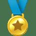 🏅 sports medal Emoji on Facebook Platform