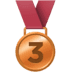 🥉 3rd place medal Emoji on Facebook Platform