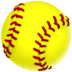 🥎 softball Emoji on Facebook Platform