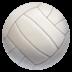 🏐 volleyball Emoji on Facebook Platform