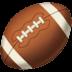 🏈 american football Emoji on Facebook Platform