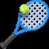 🎾 tennis Emoji on Facebook Platform