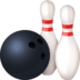 🎳 bowling Emoji on Facebook Platform