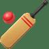 🏏 cricket game Emoji on Facebook Platform