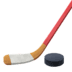 🏒 ice hockey Emoji on Facebook Platform