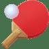 🏓 ping pong Emoji on Facebook Platform
