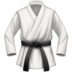 🥋 martial arts uniform Emoji on Facebook Platform