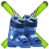 🎿 skis Emoji on Facebook Platform