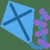🪁 kite Emoji on Facebook Platform