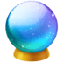 🔮 crystal ball Emoji on Facebook Platform