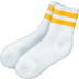 🧦 socks Emoji on Facebook Platform