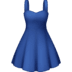 👗 dress Emoji on Facebook Platform