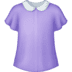 👚 woman's clothes Emoji on Facebook Platform