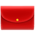 👝 Clutch Bag Emoji on Facebook Platform