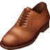 👞 man's shoe Emoji on Facebook Platform